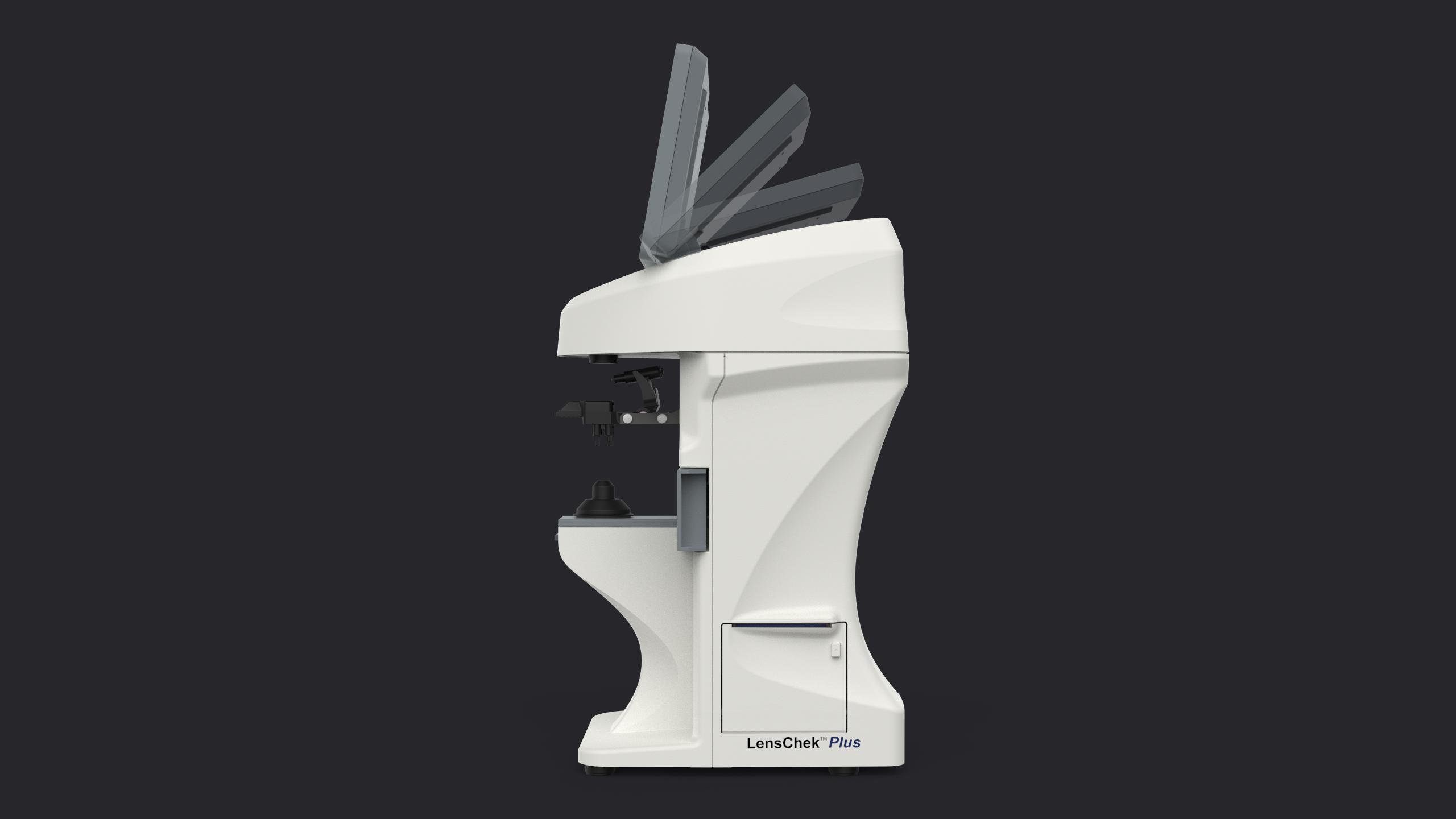 Design of the LensChek™ Plus - Digital Lensometer®
